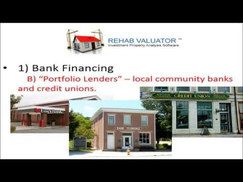 3 Types of Real Estate Financing for Residential Deals and Their Cost!