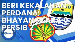 Bhayangkara Fc Vs Persib Bandung, 0-2, Diwarnai Tendangan Tanpa Bayangan Febri Hariyadi