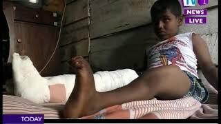 Prime Time News Sinhala TV1  8PM 27022018 Thumbnail