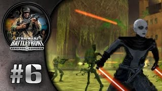 Star Wars Battlefront: Renegade Squadron (PSP) HD Gameplay: Saleucami | Clone Wars: CIS