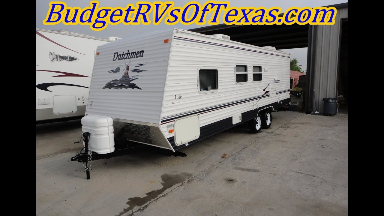 2006 Dutchmen 27B Travel Trailer Just ForYour Family