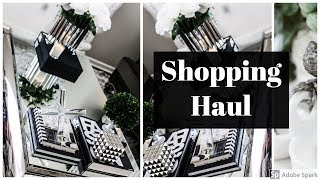 ChitChat Shopping Haul  Vagabond House/ Pottery Barn/ Homegoods/ Ballarddesigns