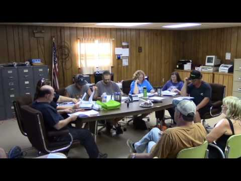 Highland Township Home Rule Meeting Aug 26 2016