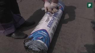 Самоклеящаяся гидроизоляция плоской кровли Технониколь(, 2017-03-06T16:22:04.000Z)