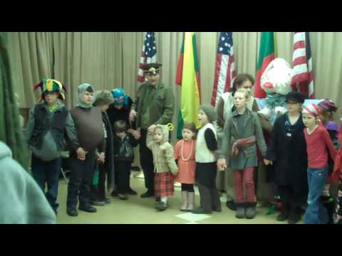 Uzgavenes 2010 (6 of 12), Maironis Lithuanian School Of NY, (Siaudu Batai)