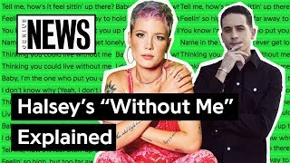 Download Lagu Halsey S Without Me Explained Song Stories Mp3