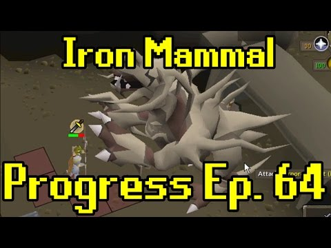 Oldschool Runescape - 2007 Iron Man Progress Ep. 64 | Iron Mammal