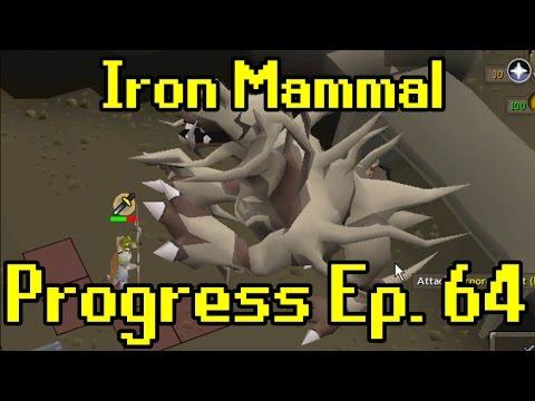 Oldschool Runescape - 2007 Iron Man Progress Ep. 64 | Iron Mammal