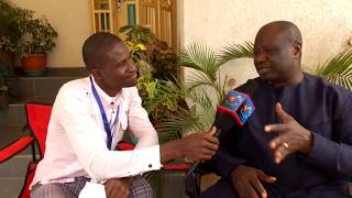 INTERVIEW with DR Panam Percy Paul part 1
