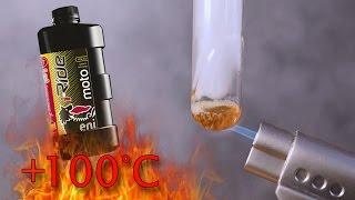 AGIP eni i-Ride moto 4t 10W40 Jak czysty jest olej silnikowy? Test powyżej 100°C