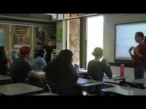 AP Spanish Language Teaching Video