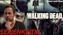 THE WALKING DEAD - STAFFEL 6 - KRITIK Deutsch/German