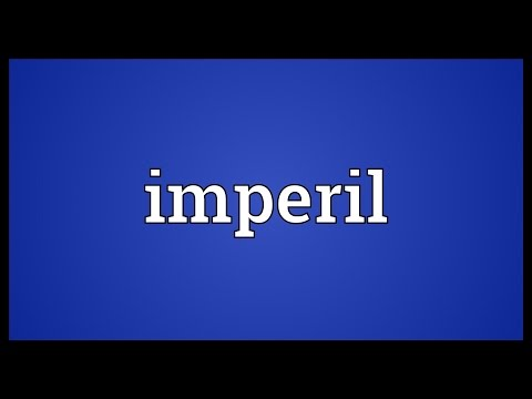 Header of imperil