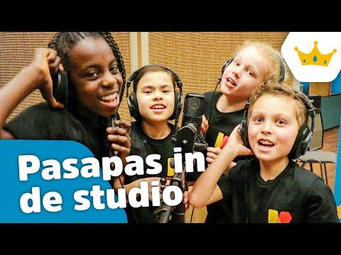 ZO KLINKT DE PASAPAS! (Vlog 100 🎉) - Kinderen voor Kinderen