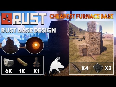 KCmotV strongest rust base rock thumbnail