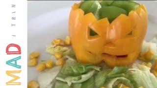 Halloween Salat | Mad I Trin