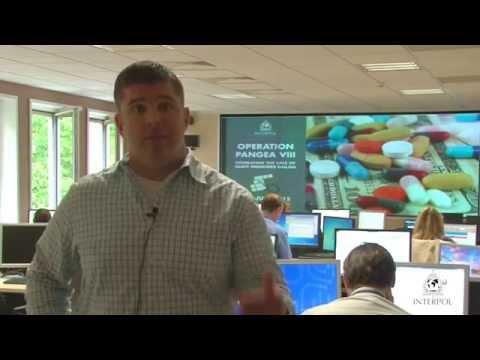 Operation Pangea VIII: Kerry Mannion, US Food and Drug Administration