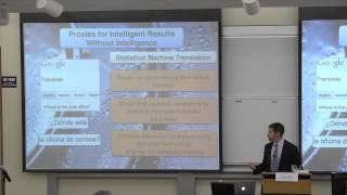 CodeX | Professor Harry Surden Discusses Machine Learning within Law