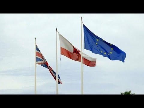 O Brexit no enclave de Gibraltar