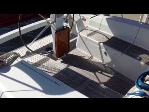 2009 Hanse 400 Tusitala For Sale With YOTI on Pittwater