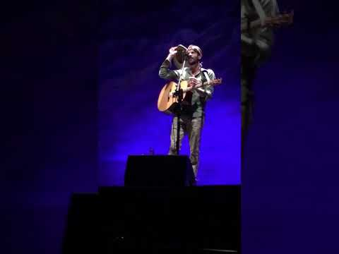 """Ray LaMontagne: (New Song!!) """"Such A Simple Thing"""" (Acoustic) 10/25/17 Hippodrome Theatre"""