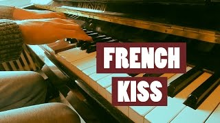 Black M - French kiss - Piano Cover