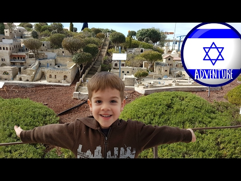 WE SAW ALL OF ISRAEL IN ONE DAY