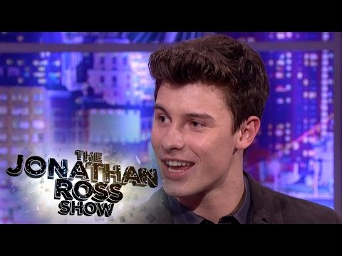 Shawn Mendes On Getting Chased By Fans! - The...