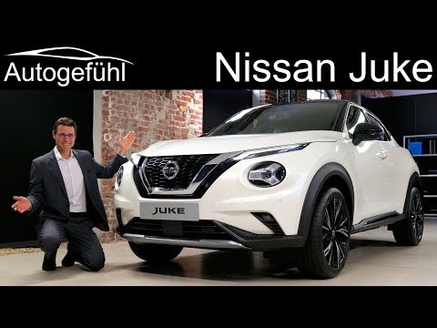 all-new Nissan Juke Premiere REVIEW Exterior Interior N-Design - Autogefühl
