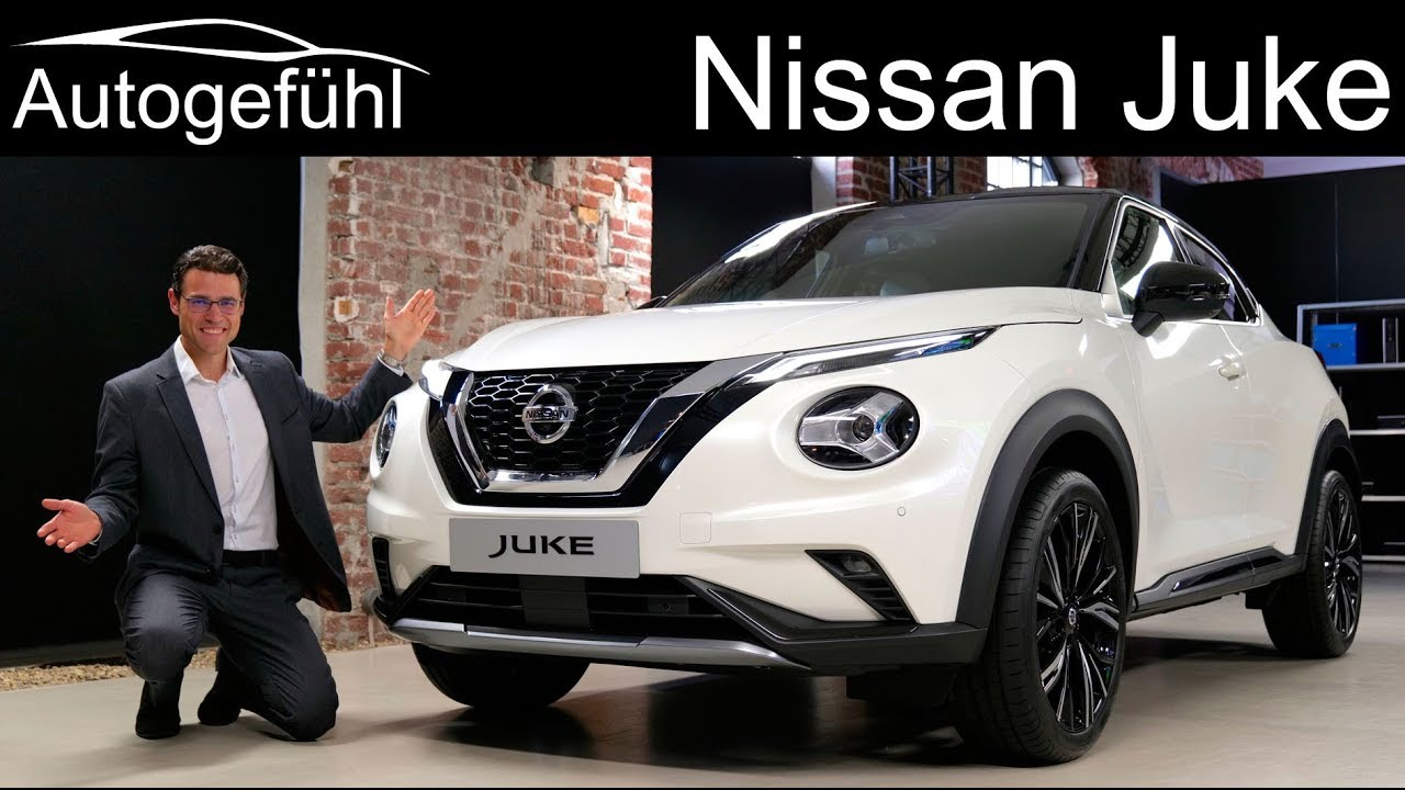 All New Nissan Juke Premiere Review Exterior Interior N Design Autogefuhl