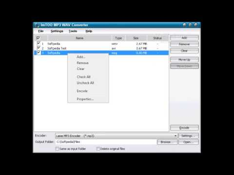 Download ImTOO MP3 WAV Converter Full Version Serial