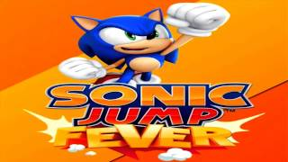 Sonic Jump Fever: Cosmic Zone Music