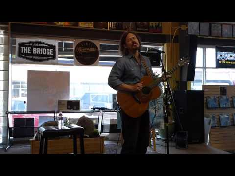 John Paul White Live In Store Vinyl Renaissance Kansas City May 2017