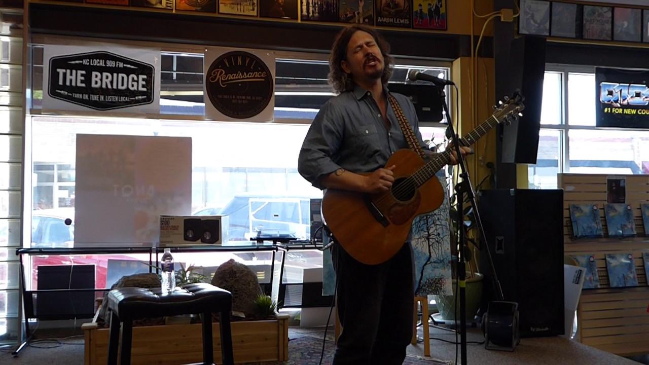 John Paul White Live In Store Vinyl Renaissance Kansas