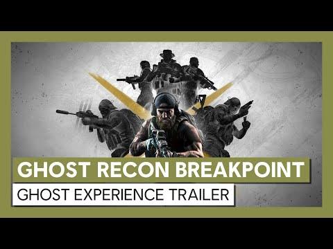 Ubisoft låter oss spela Ghost Recon Breakpoint i helgen Testa nya immersive mode!