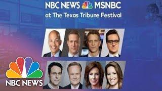 Watch Live: Texas Tribune Festival 2019 - Pete Buttigieg | NBC News