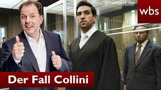 Der Fall Collini - Ist im Film alles rechtlich korrekt? | Rechtsanwalt Christian Solmecke