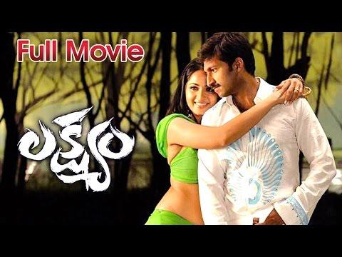 Lakshyam Full Length Telugu Movie ||...