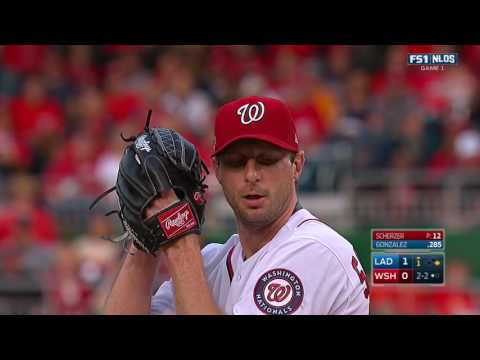 MLB NLDS 2016 10 07 Los Angeles Dodgers@Washington Nationals Game1 720P
