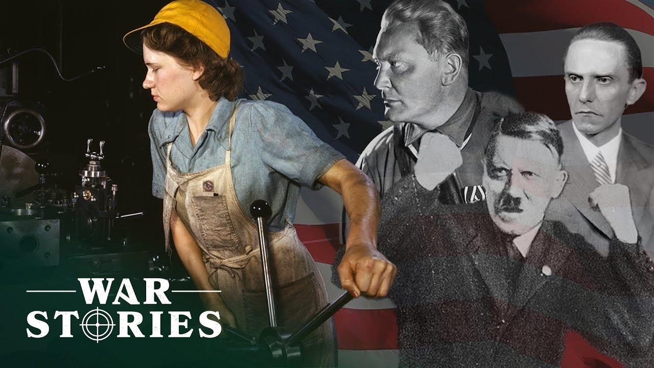 The Great Nazi Mistake: Underestimating America   Battlezone   War Stories