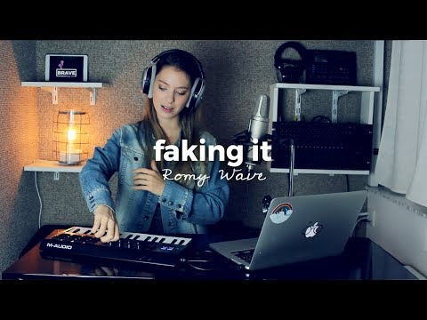 Faking It - Calvin Harris | Romy Wave loop cover