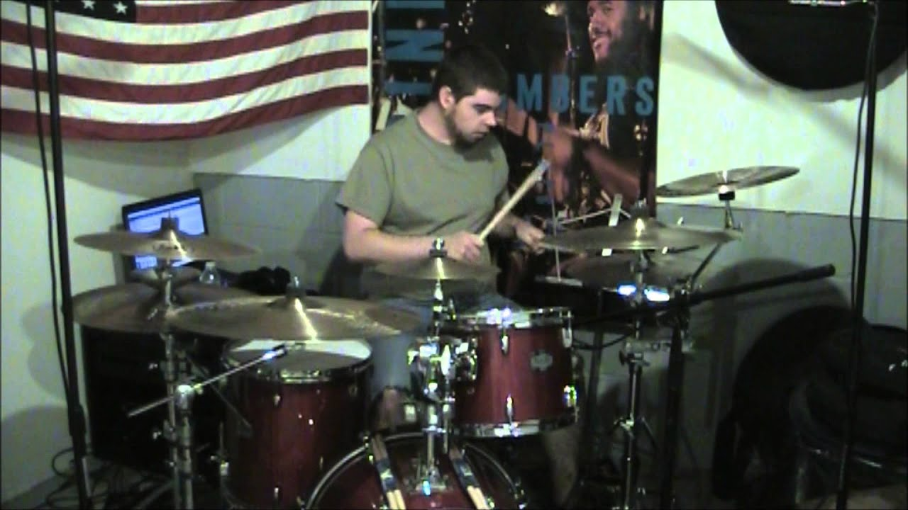 drum set 4 microphone set up 2 overheads snare bass youtube. Black Bedroom Furniture Sets. Home Design Ideas