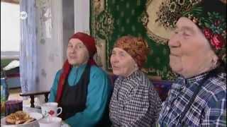 Бурановские бабушки - почтенные участницы Евровидения(В России они - культ. Симпатичный коллектив из села Бураново представляет страну на конкурсе