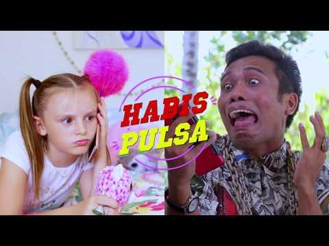HABIS PULSA !! ANAK BULEH NYANYI DENGAN ARTIST INDONESIA !!
