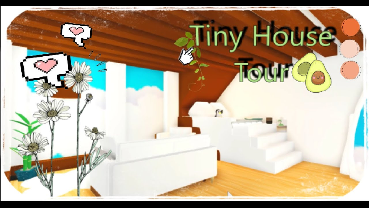 Adopt Me Tiny House Decoration Ideas