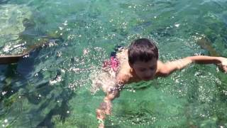 Сицилия. Сиракузы. Ионическое море. Июль, 2016.(Italia. Sicilia, Siracusa. Mar Ionio, luglio 2016., 2016-08-09T19:26:50.000Z)