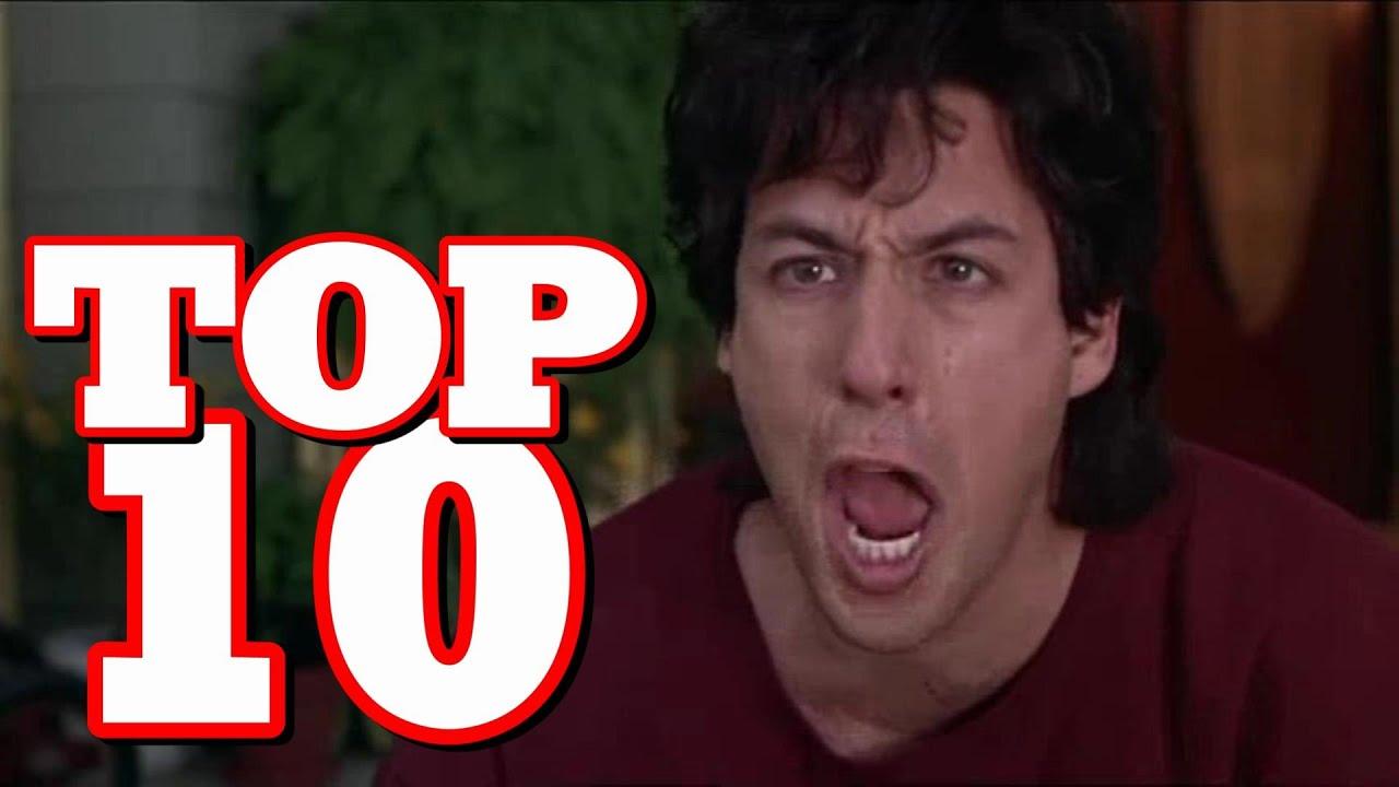 Top 10 Breakups Movies