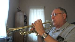 LA BAMBA - MEXICAN FOLK SONG - TRUMPET
