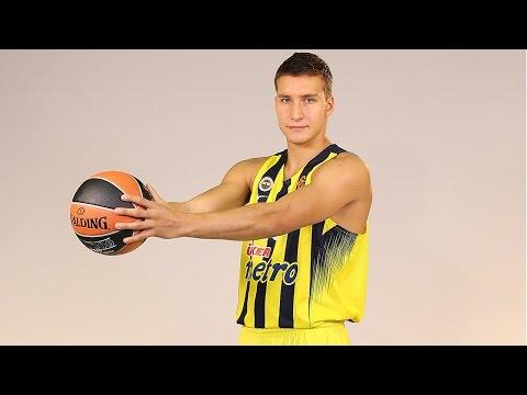 Turkish Airlines EuroLeague Playoffs Game 1 MVP: Bogdan Bogdanovic, Fenerbahce Istanbul