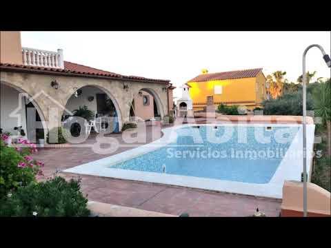 117add250 Chalet De 3 Alturas Con Piscina Garaje Porche Y Terraza